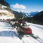 Old Faithful Tours - Guided Snowmobiling