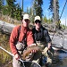 Grand Teton Fly Fishing - Experience the fishing trip of a lifetime on the Firehole River in Yellowstone National Park. Clear water & heavy hatches for the best early season fly fishing. Book online!