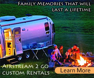 Airstream 2 Go Rentals : Explore America in our GMC Yukon & Airstream trailer, perfect for week-long family adventures.