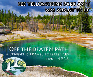 Off the Beaten Path - Yellowstone family vacations - Discover charming lodges, hidden trails, fun surprises, and wonderous nature in and around Yellowstone National Park, on a distinctive custom trip from Off the Beaten Path. With side trips to Big Sky, Bozeman, Jackson Hole & the Grand Tetons, all part of our custom planning service.