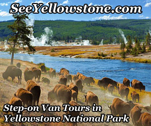 See Yellowstone Tours - The Best in Yellowstone - Providing exceptional summer & winter adventures in Yellowstone, we offer great lodging choices, guided snowcoach or snowmobile tours and equipment rental and clothing. In summer, our  picture-window vans allow easy access to photography and comfortable riding around the Park.