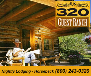 320 Ranch - summer & winter destination : Not only does 320 Ranch offer multi-night all-inclusive ranch vacations, we also offer nightly cabin accommodations on the river, plus open-to-the-public fine dining & winter sleigh rides. Whether combined or a la carte, we are Montana's best, most flexible year-round guest ranch.