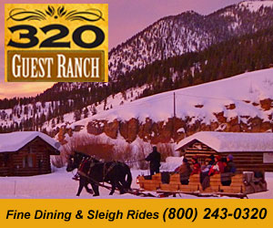 320 Ranch - summer & winter destination - Not only does 320 Ranch offer multi-night all-inclusive ranch vacations, we also offer nightly cabin accommodations on the river, plus open-to-the-public fine dining & winter sleigh rides. Whether combined or a la carte, we are Montana's best, most flexible year-round guest ranch.