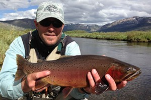 Yellowstone Outfitters :: Orvis Endorsed, family owned fishing outfitter. Fishing pack trips into the Teton Wilderness on the Yellowstone & Throrofare Rivers. Experienced guides, world class fishing!