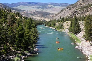Paradise Adventure Scenic Raft Trips :: Offering the best scenic raft trips, plus horseback 'Saddle & Paddle' combos. Trips available out the North Yellowstone entrance (Gardiner) or at Chico Hot Springs Resort.