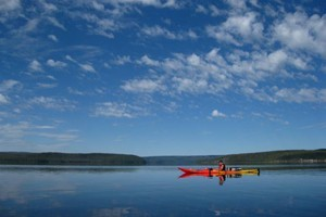 Geyser Kayak Tours in Yellowstone