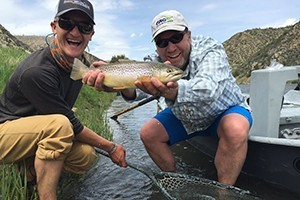 Gallatin River Guides - choose your package :: Offering 3 different custom levels of angling & lodging packages: Hotel-lodging starting at $350/pp; Fishing Lodges starting at $1200/pp and Private House/Chef at $1500/pp.
