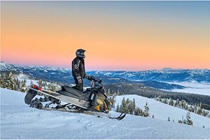 Yellowstone Adventures - CanAm & Ski-Doo rentals :: Offering CanAm Outlander & Commander XT ATV rentals in summer and Ski-Doo sleds for amazing winter fun around Yellowstone. Click for rates, availability and trails.