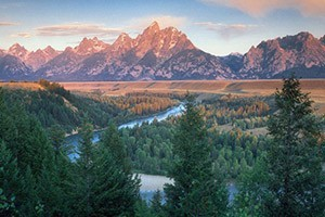 Off the Beaten Path - Teton & Yellowstone Parks