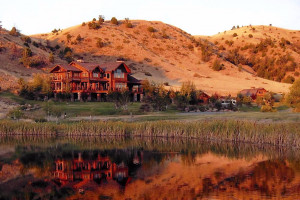 Grey Cliffs Ranch - B&B luxury suites