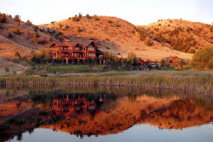 Grey Cliffs Fishing Lodge - luxury suites :: Unparalleled lodge rooms coupled w/5000 acres of private land, private chef and Madison River access, provide the ideal backdrop for a truly memorable Montana vacation.