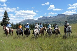 Sunrise Pack Station - Yellowstone day rides :: Professionally-guided 1/2 & full-day trail rides into Yellowstone Park June-October. No experience necessary: all levels of riders welcome, even last minute.