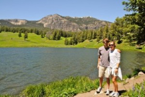 Flying Pig - Yellowstone Park Tours