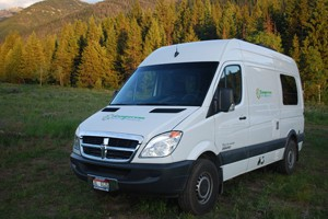 Campervan North America - Rent in Bozeman MT