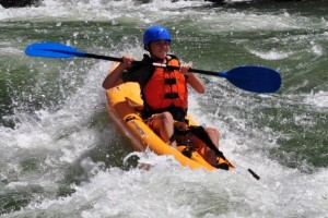 Yellowstone Raft Company- kayak trips :: Since 1978, the originators of raft trips down the Yellowstone River in Gardiner. Choose scenic, whitewater, kayaking, paddle/saddle and Yellowstone hiking combo trips.