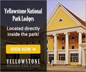 Park Lodging: Hang Your Hat at Yellowstone