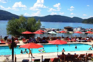 Lodge at Whitefish Lake - vacation on the water
