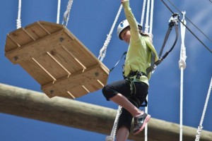 ZipLine Adventure Park - fun family adventures