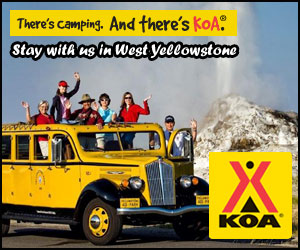 Yellowstone/Westgate KOA - campground & RV park