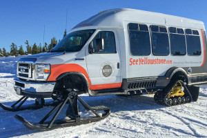 Snowmobile, Snowcoach & Lodge Packages