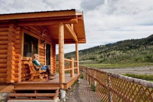 Goosewing Ranch - 3 to 6-night Adventures :: A guest ranch for all ages. Adults enjoy refined luxury accommodations, fine dining (wine pairings), sauna & spa. Kids love horses, ATV riding, fishing and our pool.