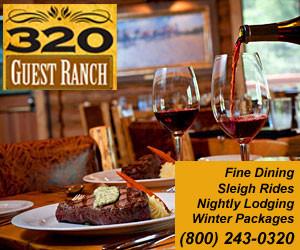 320 Ranch - summer & winter destination