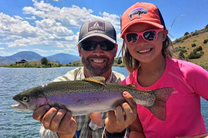 Great Yellowstone Fly Fishing - even for novices : Let Sweetwater Fly Shop guide, or advise, you on the best way to fish Yellowstone waters. From lakes to rivers, from streams to private spring creeks, we've got you covered.