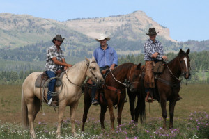 Trail Rides Near Yellowstone - Eagle Ridge