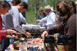 Horseback Rides and Chuckwagon Dinner Packages