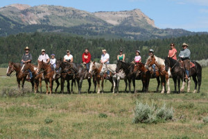 Yellowstone Horse Rides at Eagle Ridge Ranch :: Daily morning & afternoon 1/2-day trail rides, or a 2-hour evening ride. Easy trails flow through forest and creeks. Inexpensive, and fun for all ages. Located in Island Park.