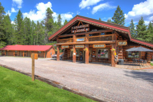 Historic Tamarack Lodge & Cabin rentals