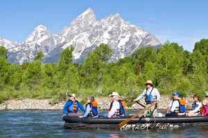 GO Yellowstone Pass - 15% Off Scenic Float Trips