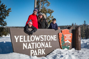 Scenic Safaris - Yellowstone Snowmobile Tours