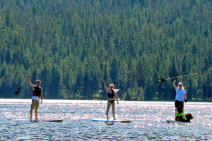 Kirkwood Marina - SUP and Kayak Rentals