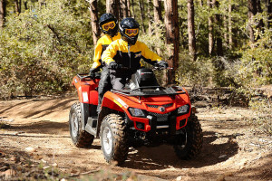 Yellowstone Adventures - CanAm ATVs to rent
