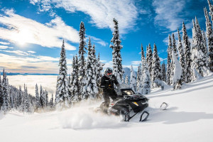 Yellowstone Adventures - snowmobile packages