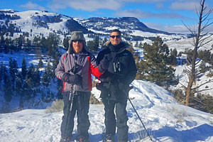 In Our Nature - Park Snowshoe Tours