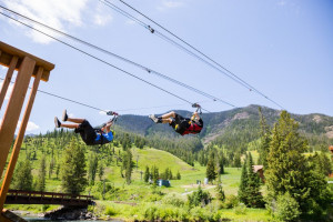 Lodges of East Yellowstone - Near the Zipline!