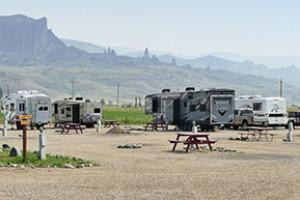 Yellowstone National Park Rv Parks >> Yellowstone National Park Rv Parks Alltrips