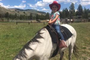 Nine Quarter Circle - ranch openings July 7-21
