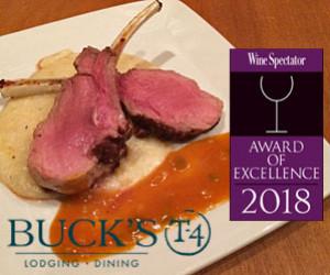 Bucks T-4 Lodge and Hotel - save $$$