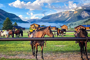 The Red Rock Ranch - get prime summer dates now