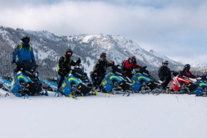 Backcountry Adventures - snowmobile tours