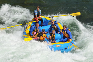 Sands Whitewater and Scenic Rafting Trips