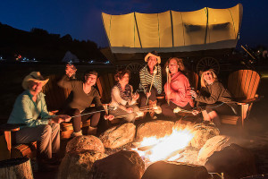 Goosewing Rendezvous Glamping Adventures