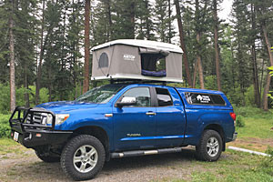 Paradise Overland – 4x4 Rental Campers