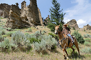 East Yellowstone Valley Lodges & Guest Ranches