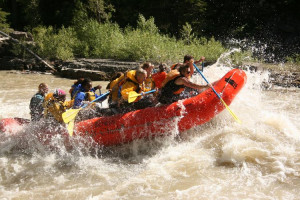 Lewis and Clark Expeditions: Scenic & Whitewater