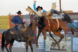 Wild West Yellowstone Rodeo - #1 nighttime event