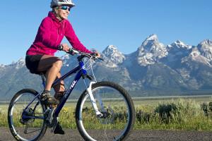 Teton Mountain Bike Tours - Old Faithful Bike Tour